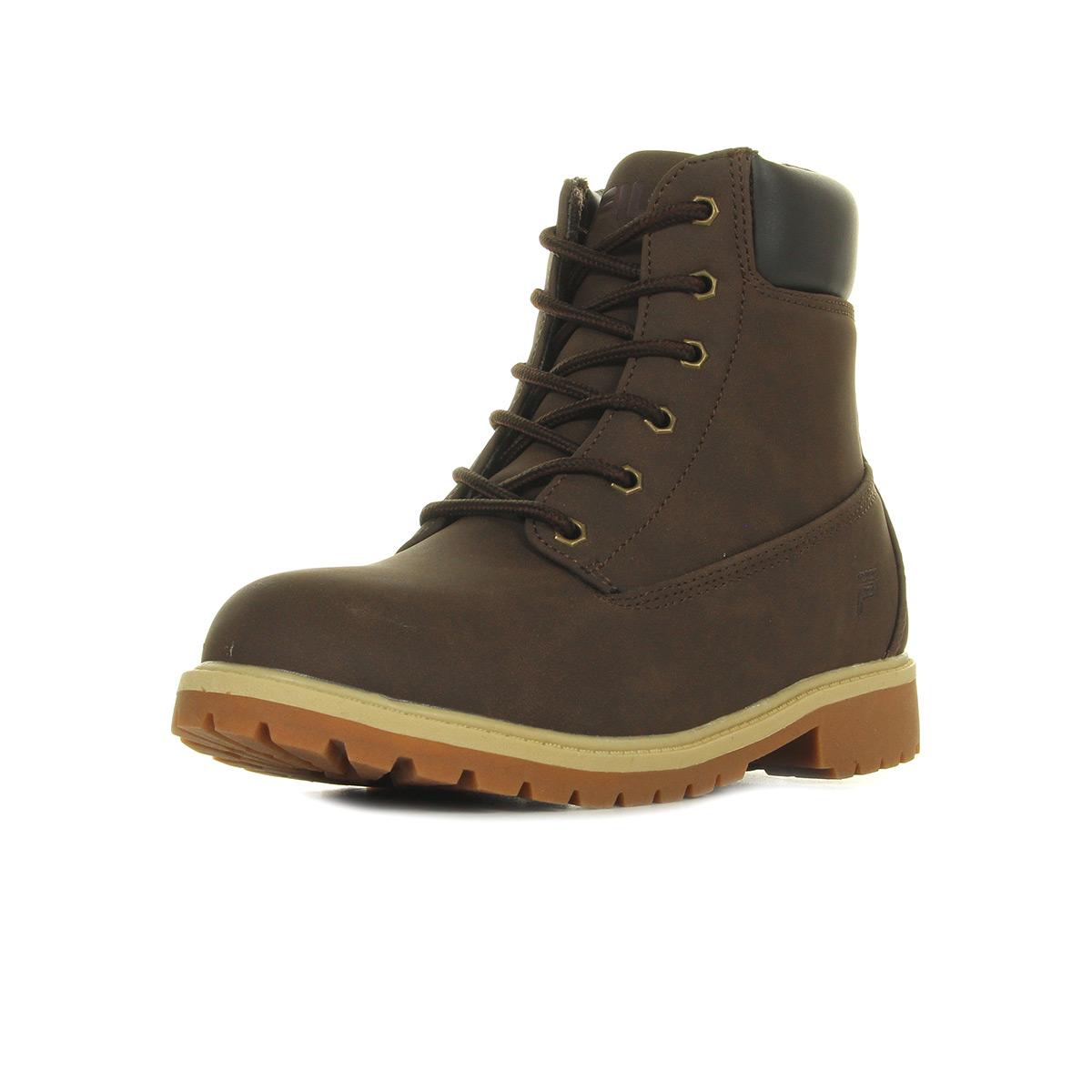 Boots Fila Maverick Mid Jr Partridge KkUCX