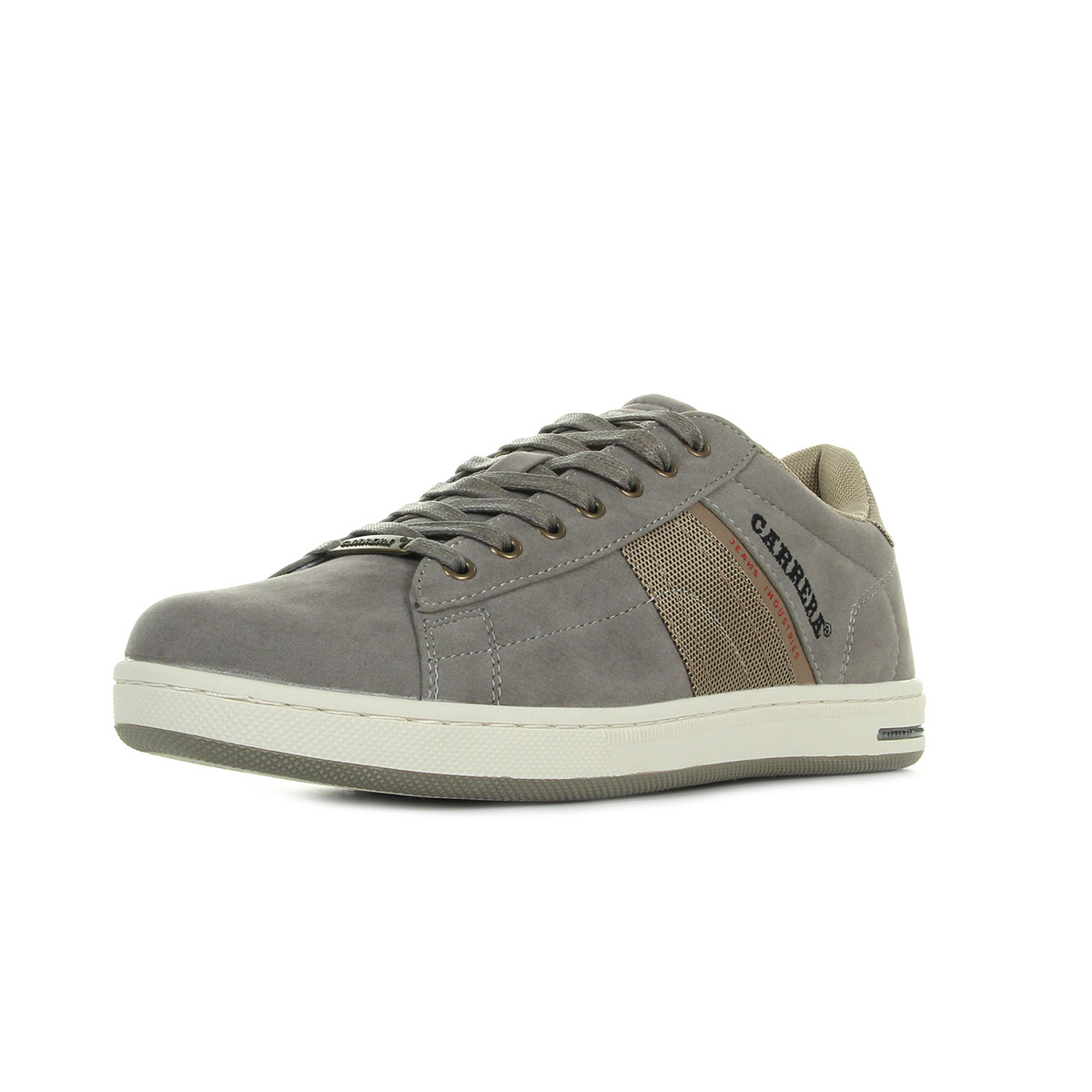 Carrera Play Lth Cudio marron - Chaussures Baskets basses Homme