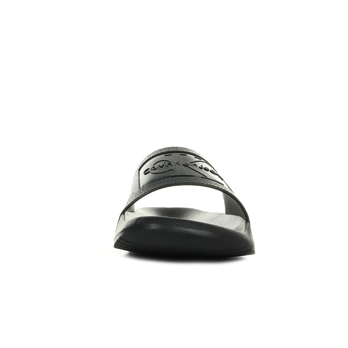 Calvin Klein Christie Jelly Black R8837BLK, Sandales femme