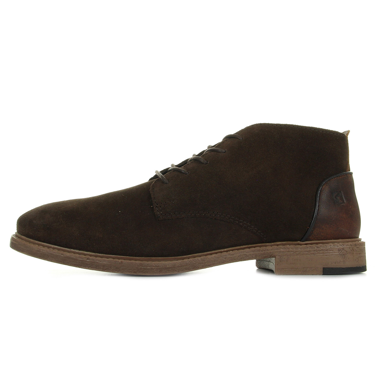 Redskins Vinati Marron IK32107250, Bottines homme