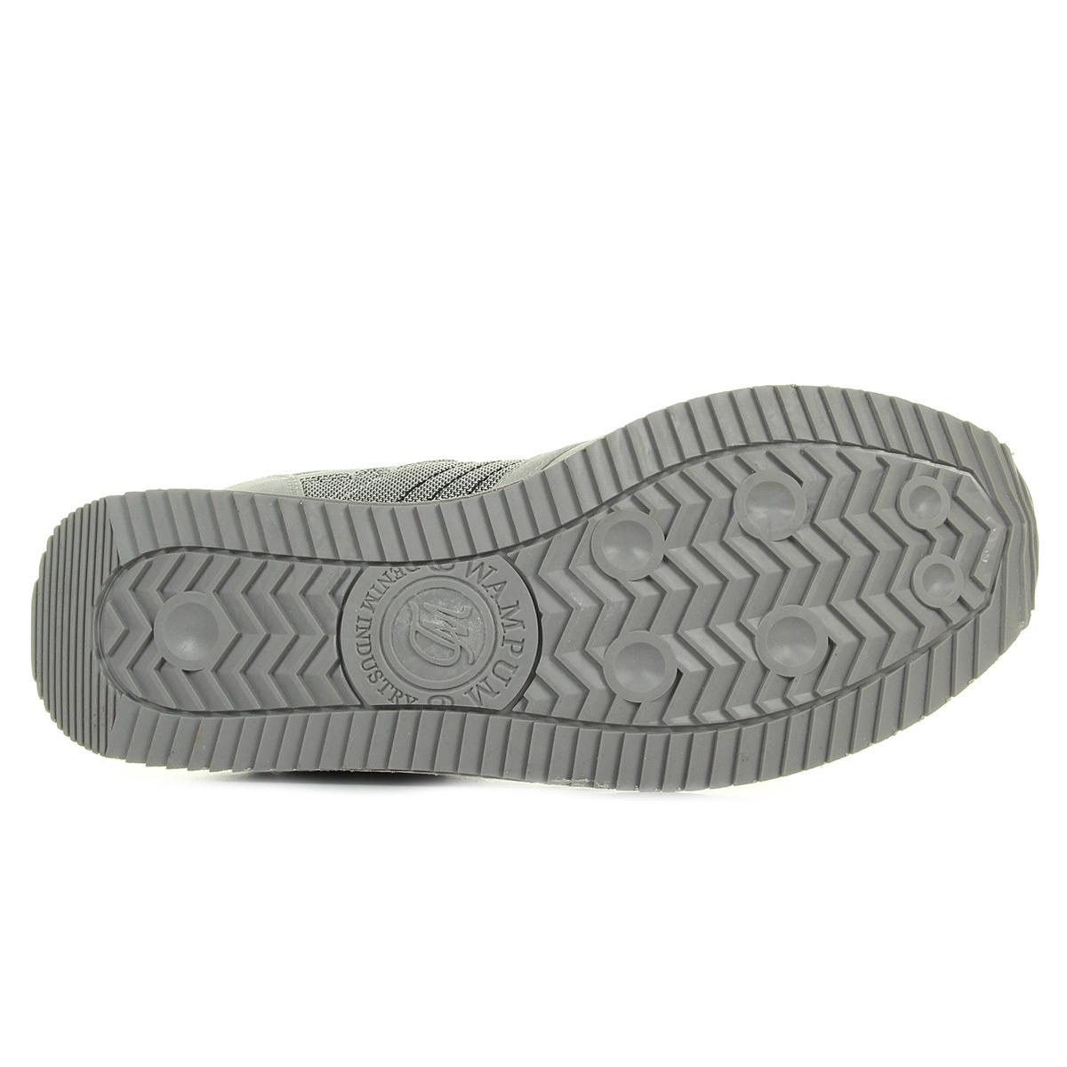 Schuhe Carrera Jeans Herren Candidate Tex Gray grau