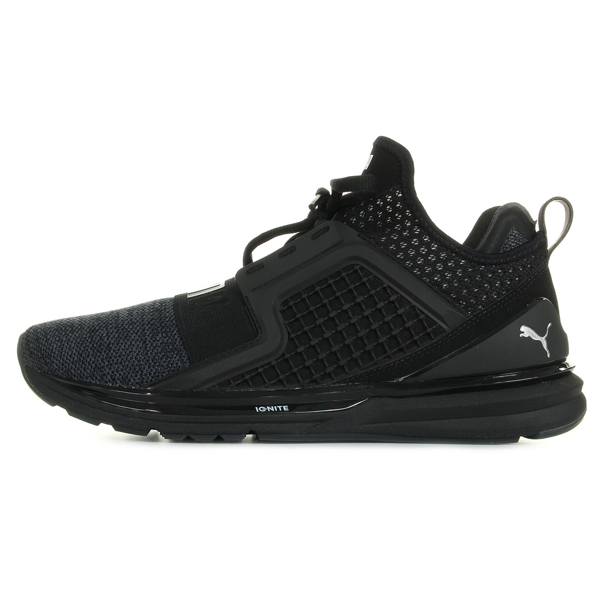 Puma Ignite Limitless Knit 18998702, Baskets mode homme