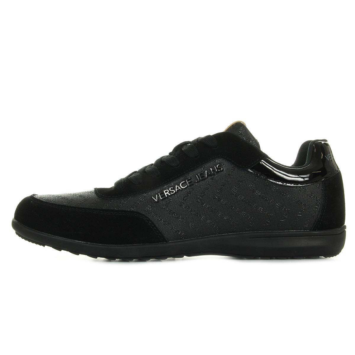 Versace Jeans Linea City Dis C3 Coated Chevron E0YQBSC3899, Baskets mode homme