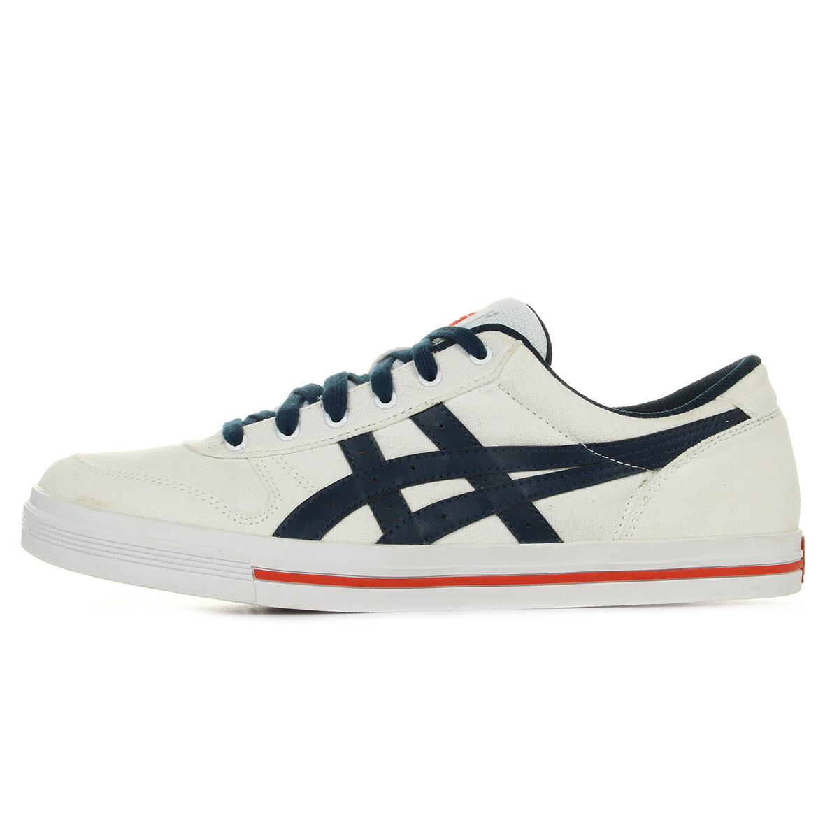 Onitsuka Tiger Aaron White Navy D515N0150, Baskets mode homme