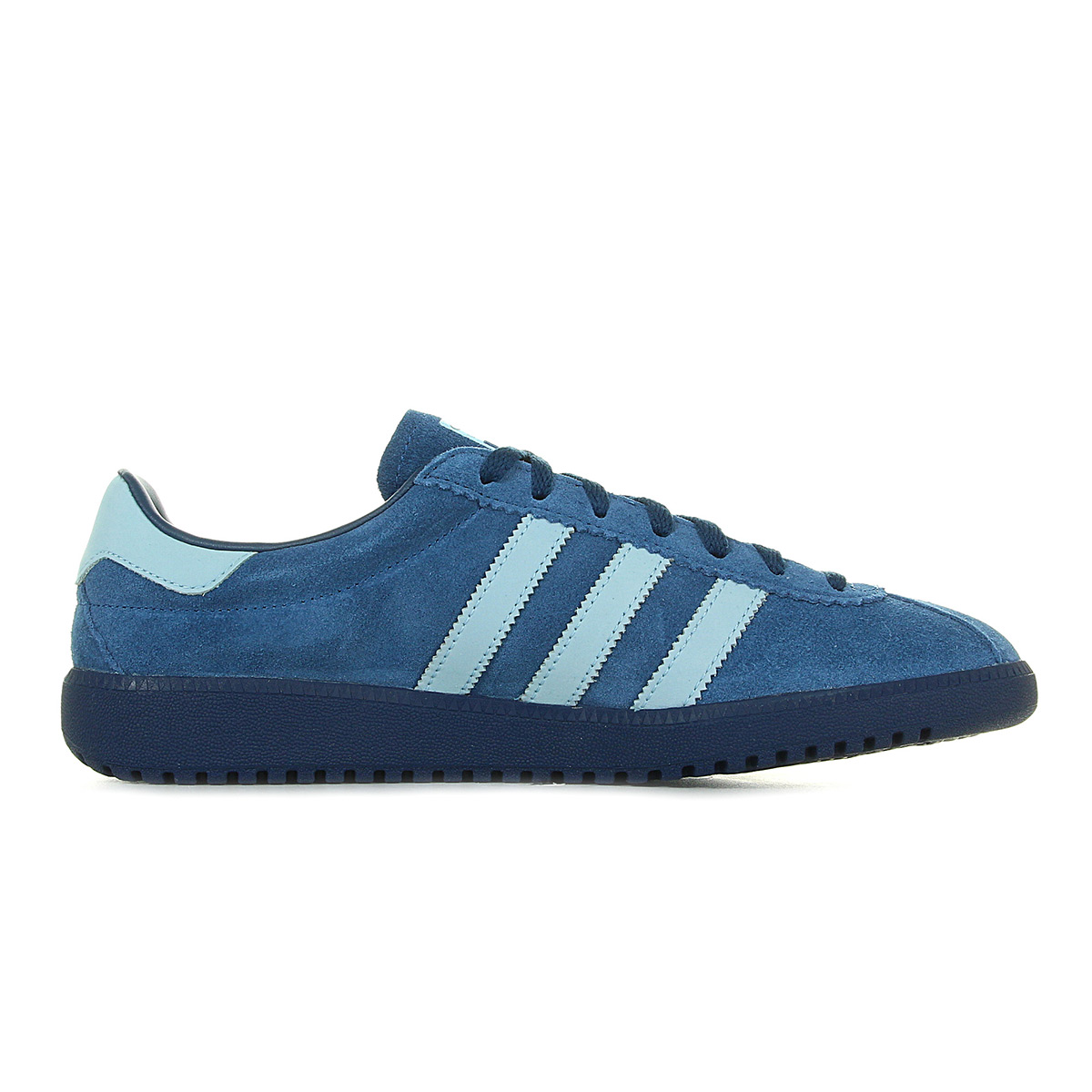 adidas Bermuda BY9652, Baskets mode homme