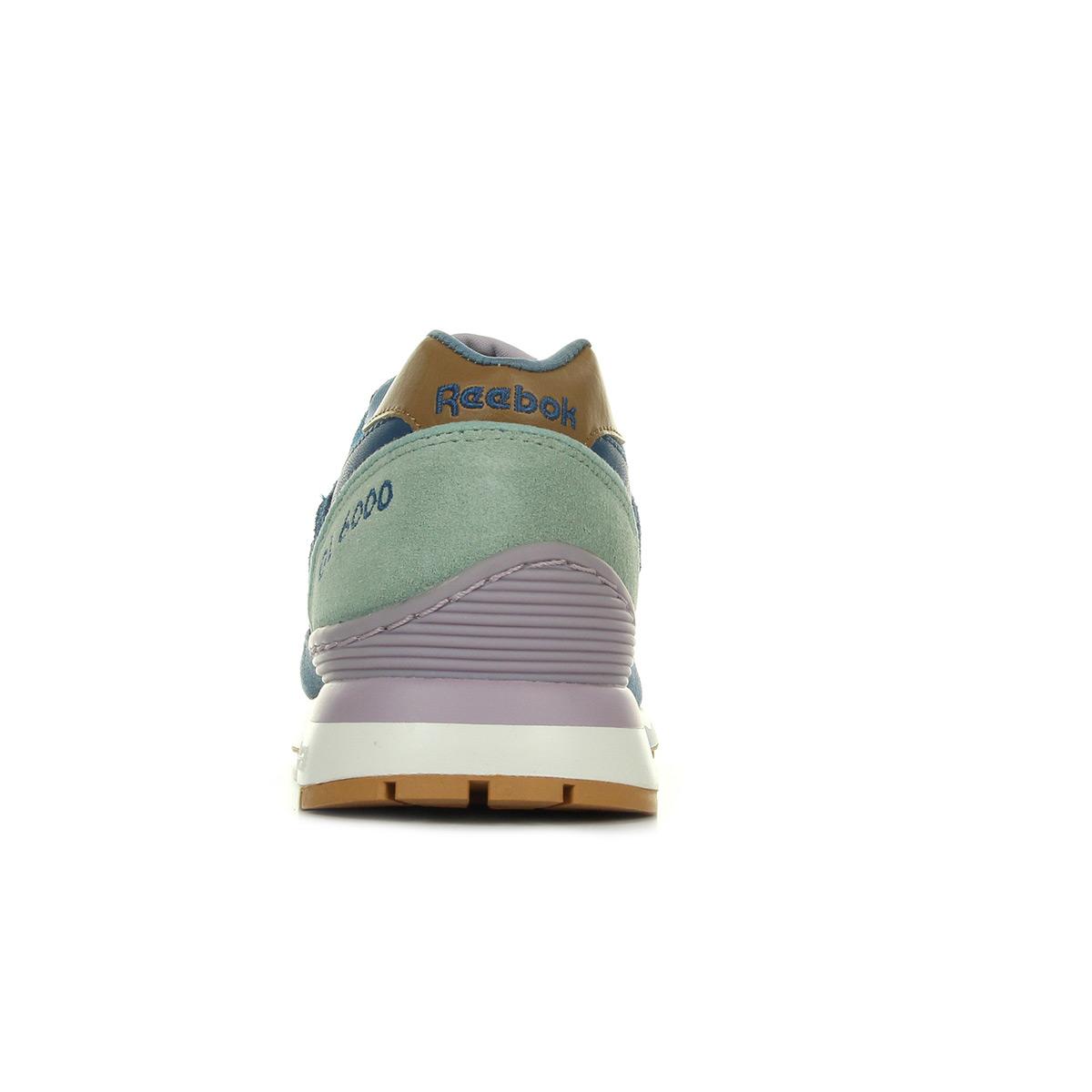 Reebok GL 6000 Fleur M49713, Baskets mode femme