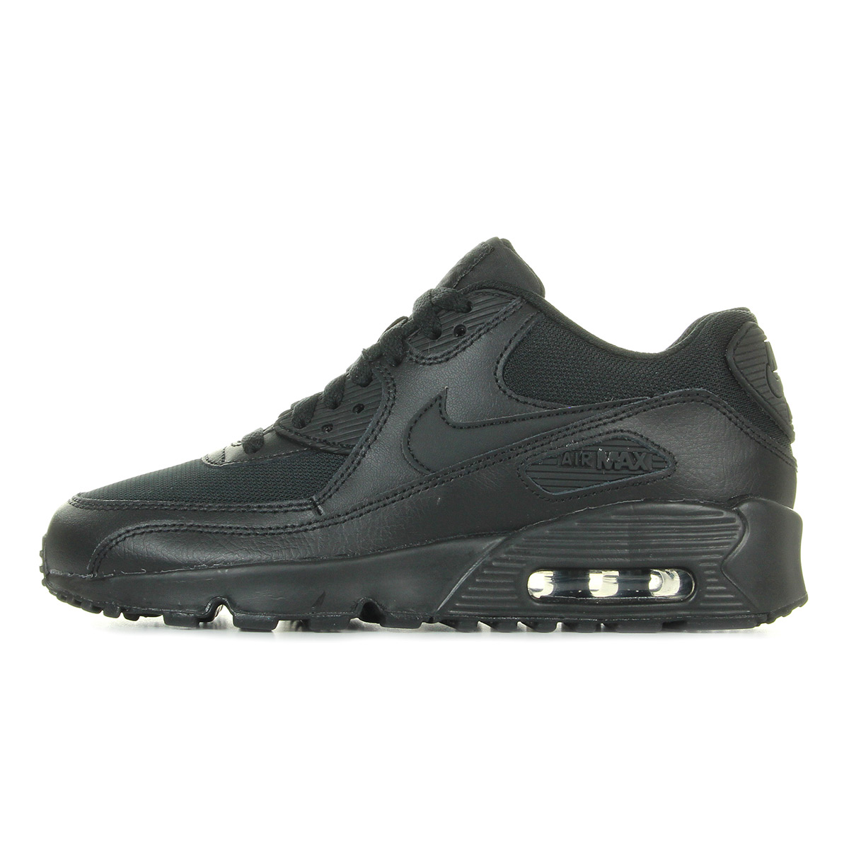 Nike Air Max 90 Mesh (GS) 833418001, Baskets mode