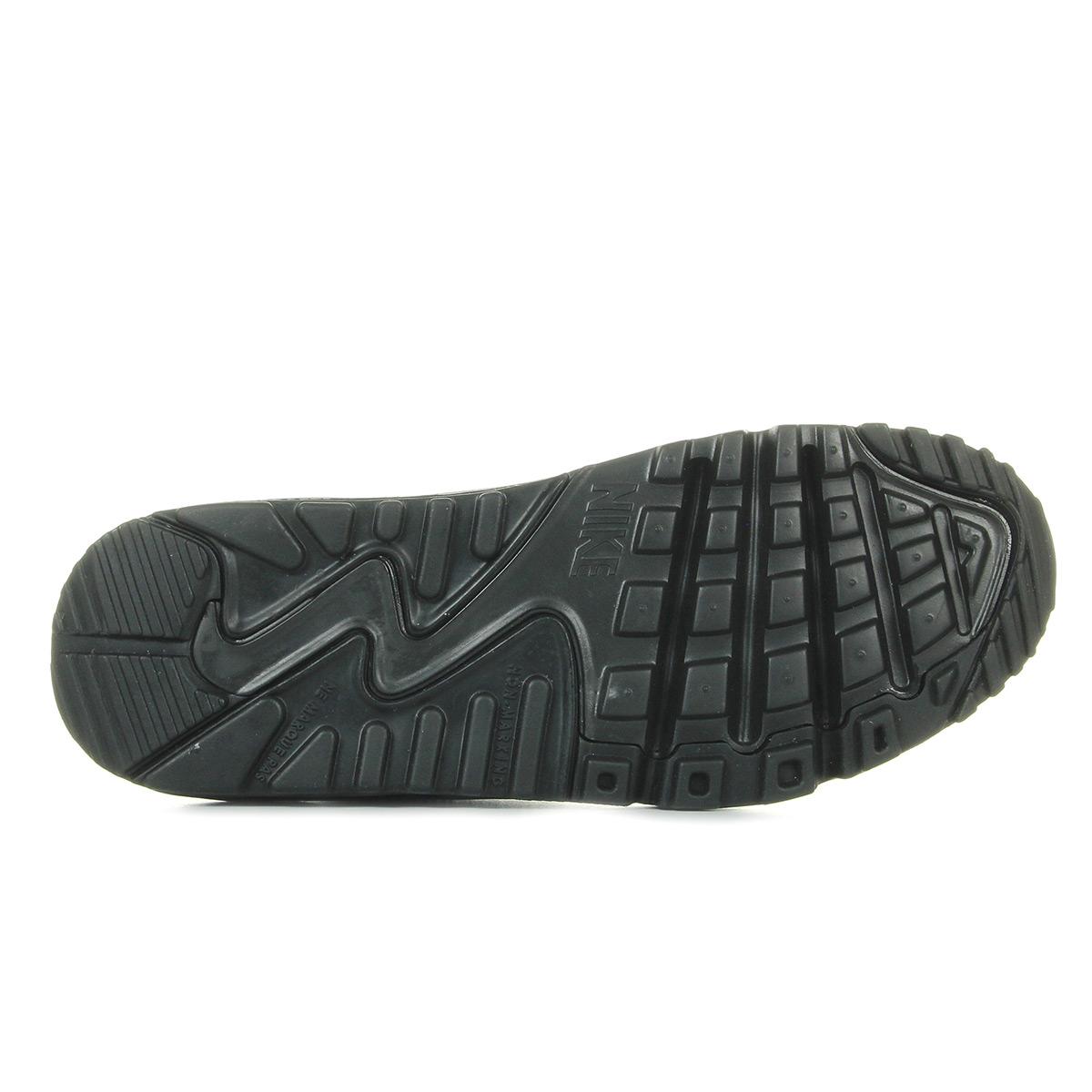 Nike Air Max 90 Mesh (GS) 833418001, Baskets mode