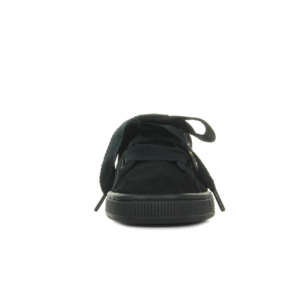 Puma Suede Heart SNK Jr 36491806, Baskets mode femme