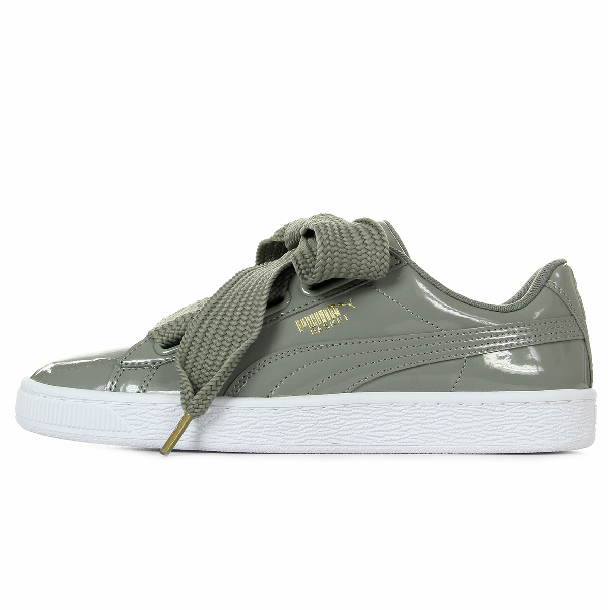 Puma Basket Heart Patent W's 36307312, Baskets mode femme