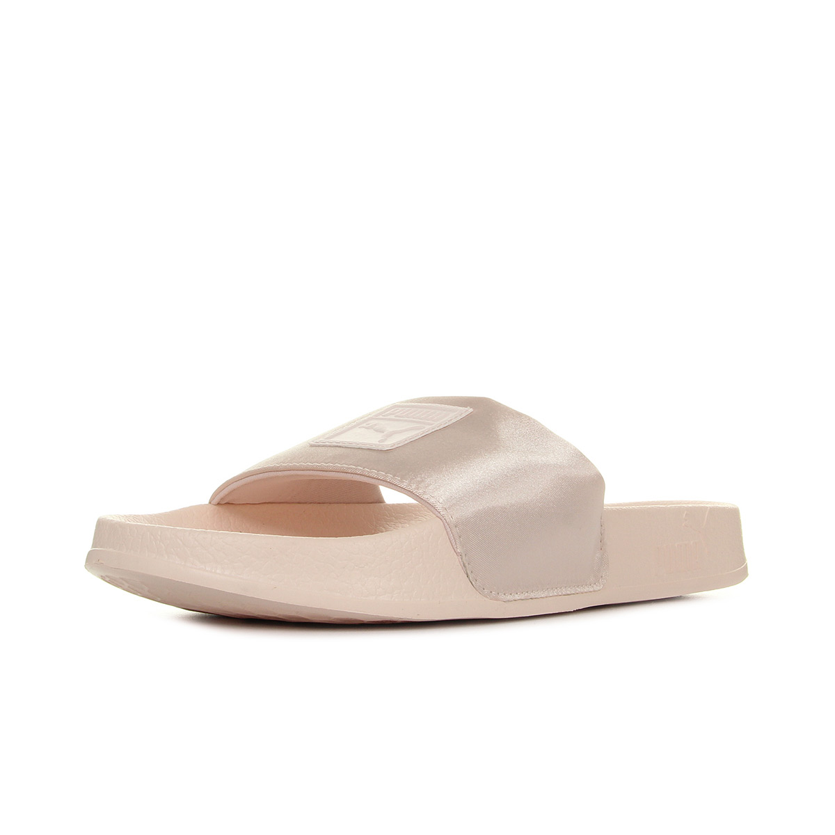 Sandales Nu Pieds Puma femme Leadcat Satin Pearl Wn's taille Rose Synth tique A