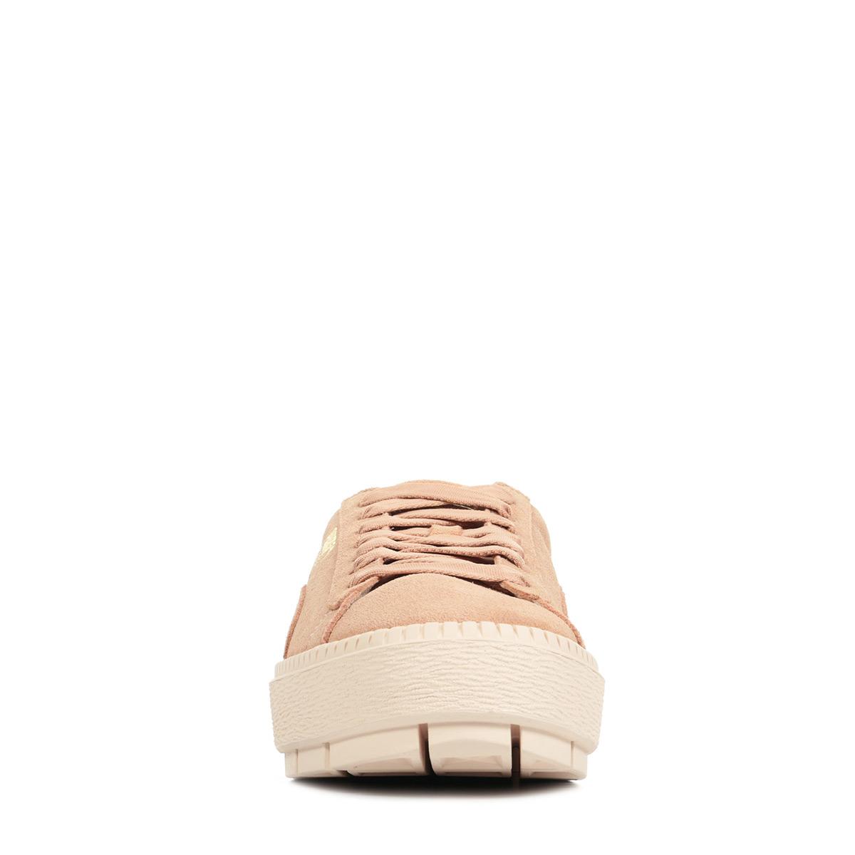 Puma Suede Platform Trace W's 36583005, Baskets mode femme