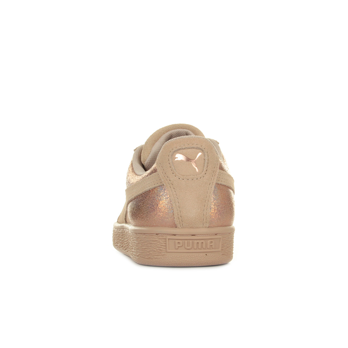 Puma Suede LunaLux Wn's 36611302, Baskets mode femme