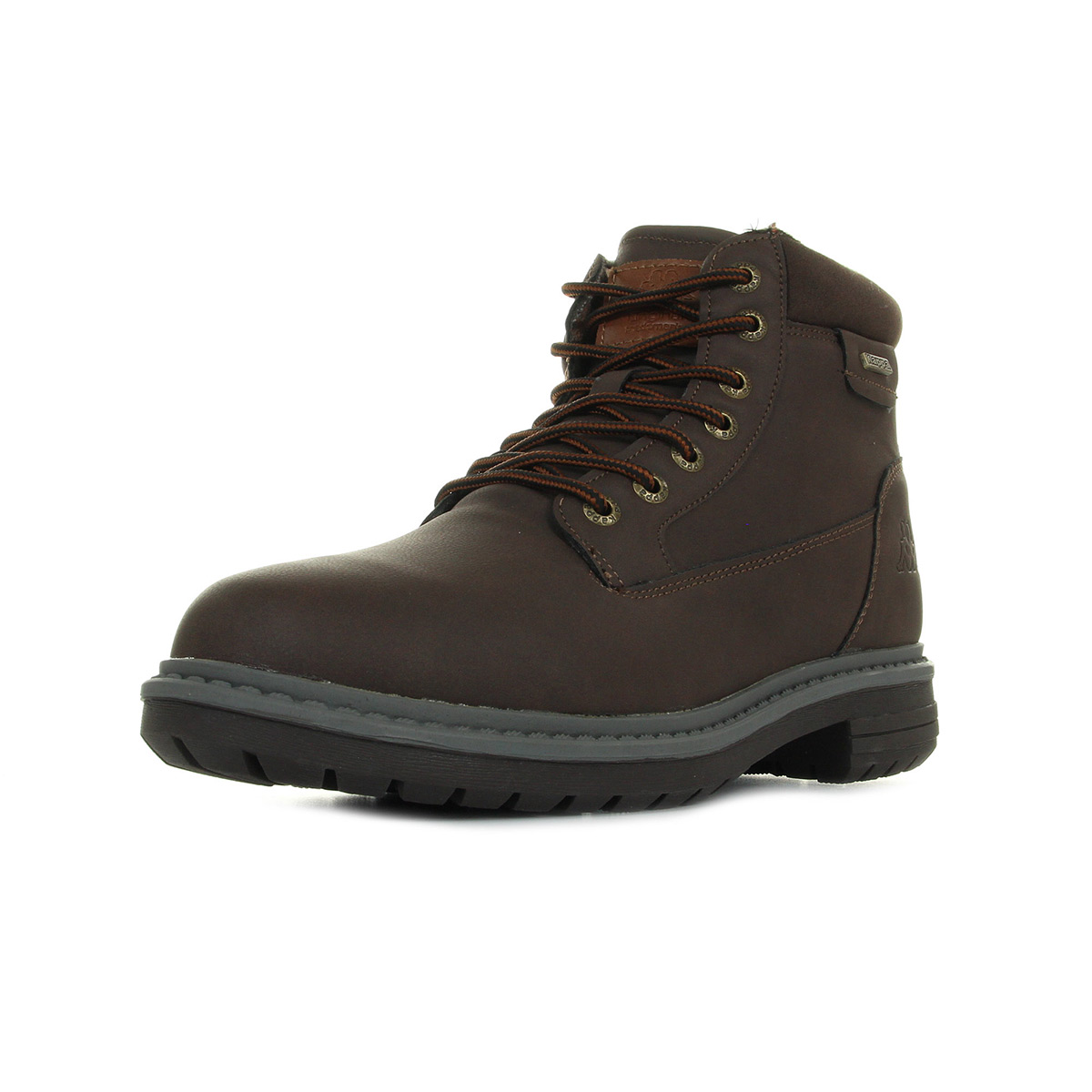 Kappa Breithorn Man Footwear marron - Chaussures Boot Homme