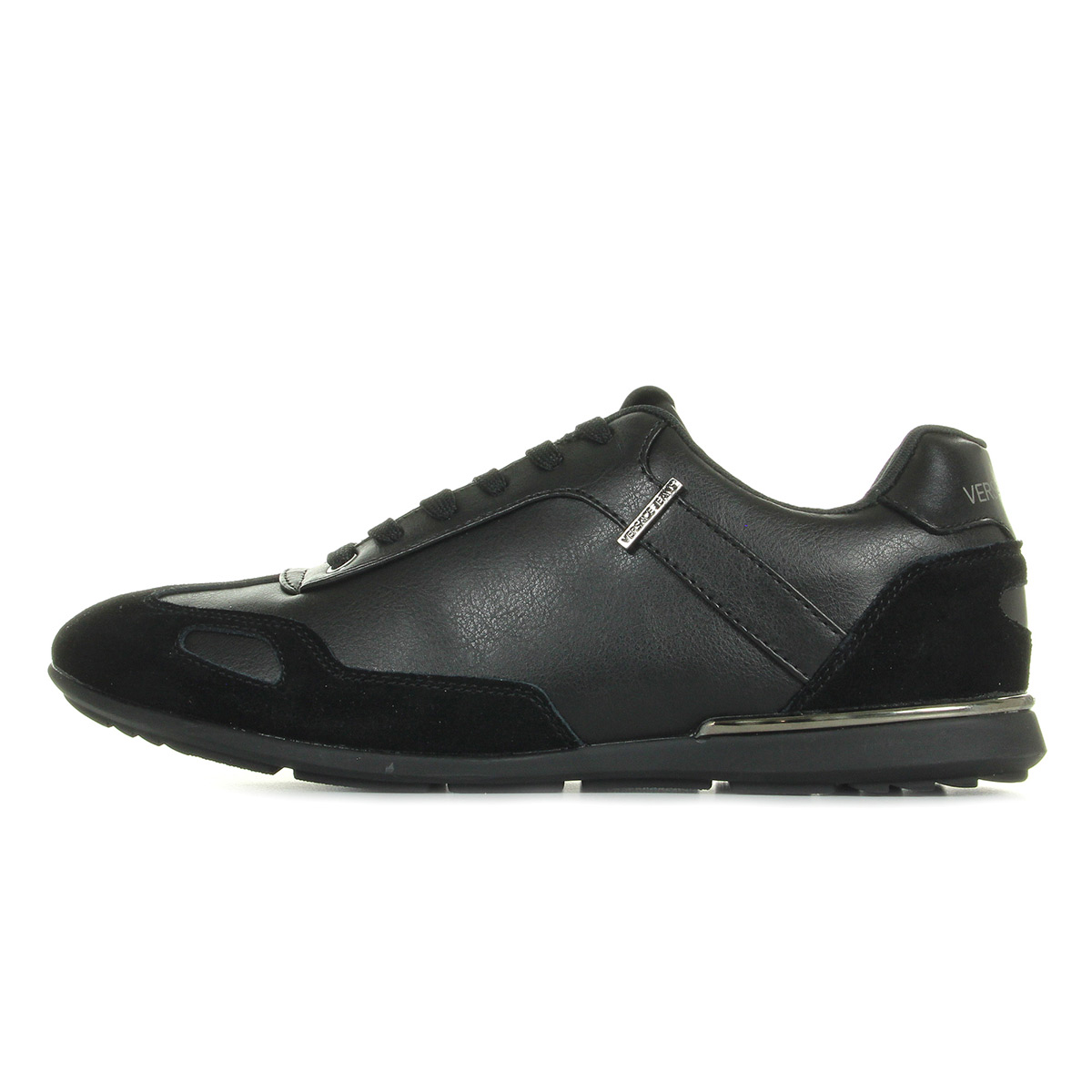 Versace Jeans Linea Tommy Dis F2 899 Coated Suede E0YQBSF2899, Baskets mode homme