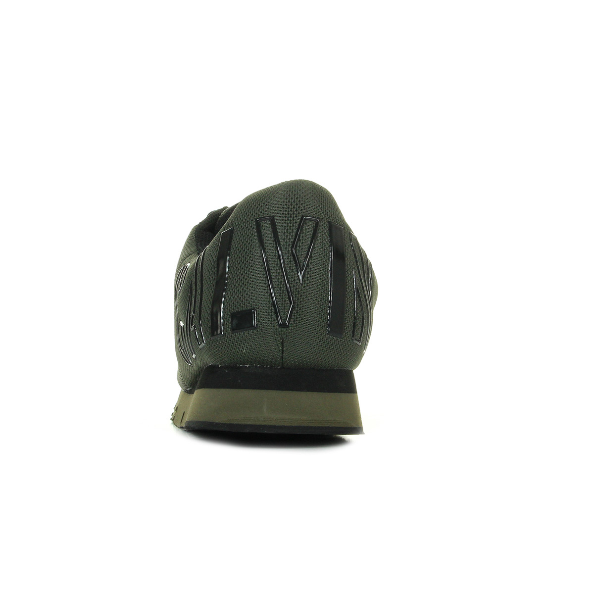 Calvin Klein Jabre Mesh Cargo Black S1658CARGOBLK, Baskets mode homme