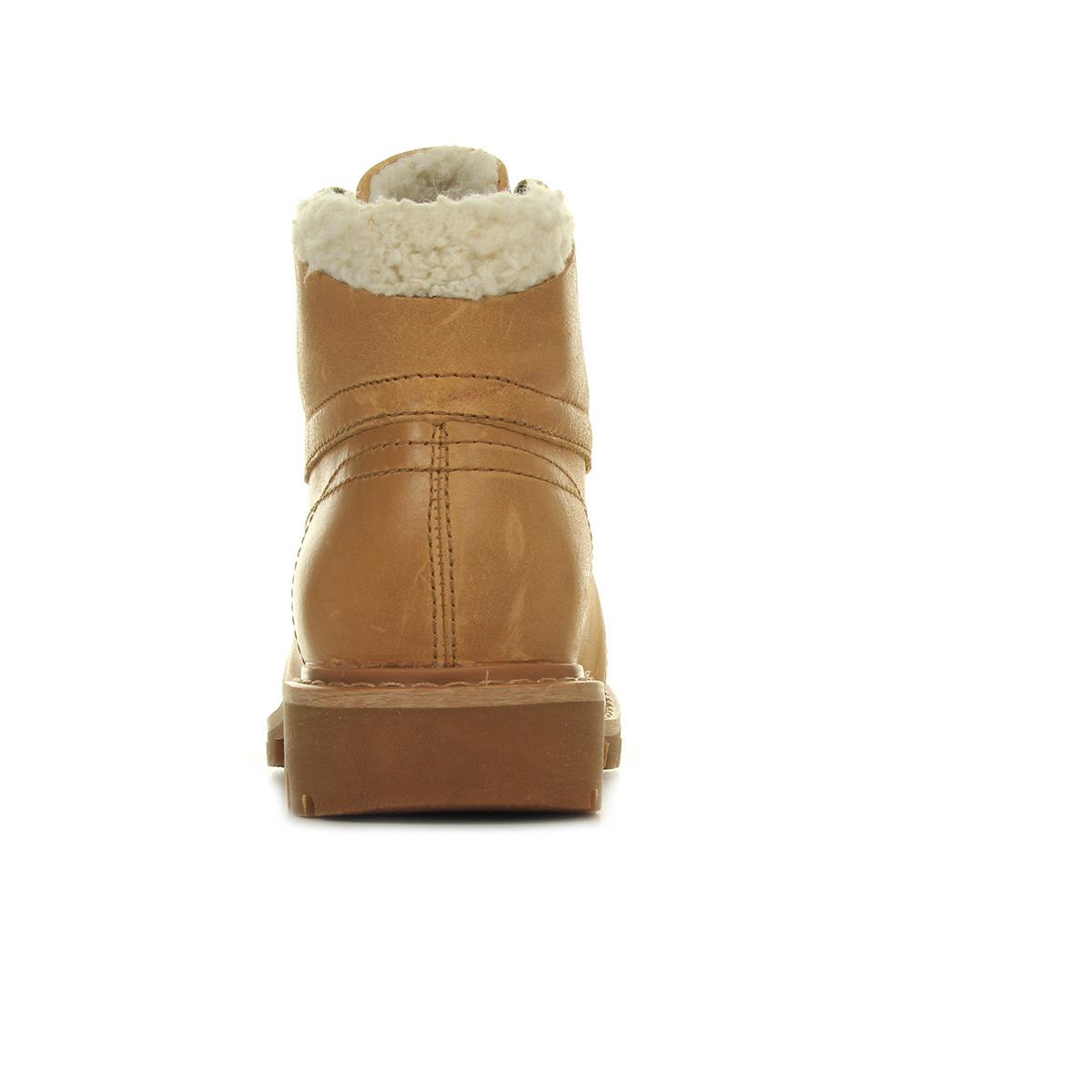 Caterpillar Fret Fur P309735, Boots femme