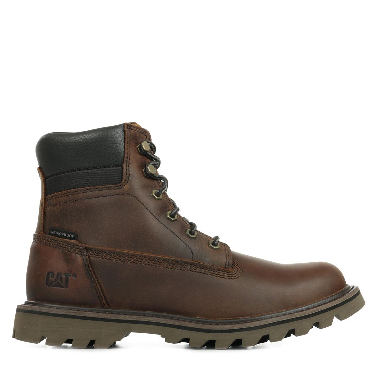 dfe491393402b2 Caterpillar Deplete Wp P721722, Boots homme