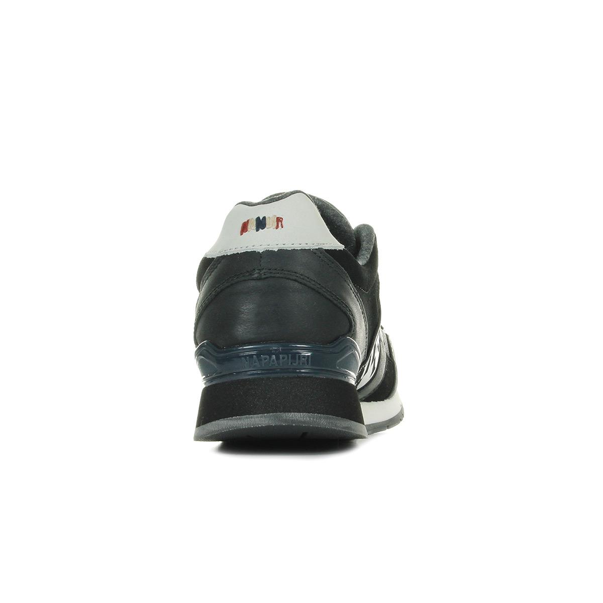 Napapijri Rabari Leather Suede 15831203N00, Baskets mode homme