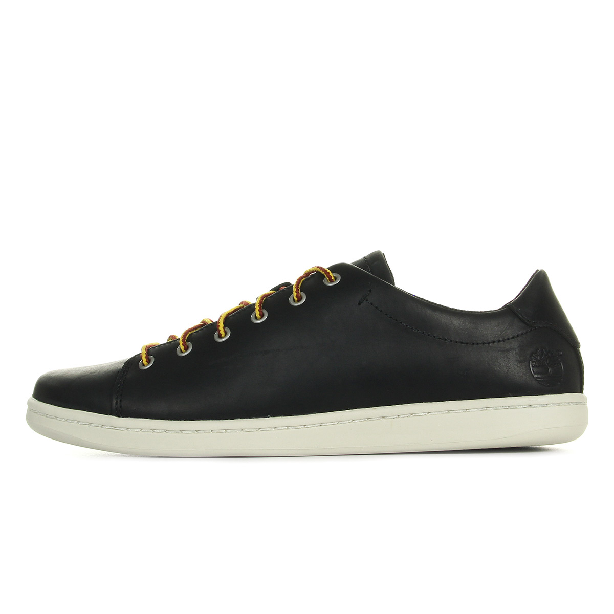 Timberland Court Side Leather CA1IMF, Baskets mode homme