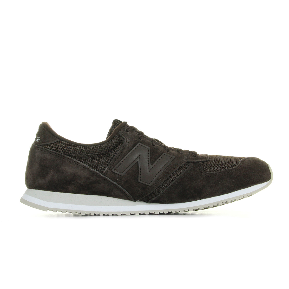 New Balance U420 BRN U420BRN, Baskets mode homme