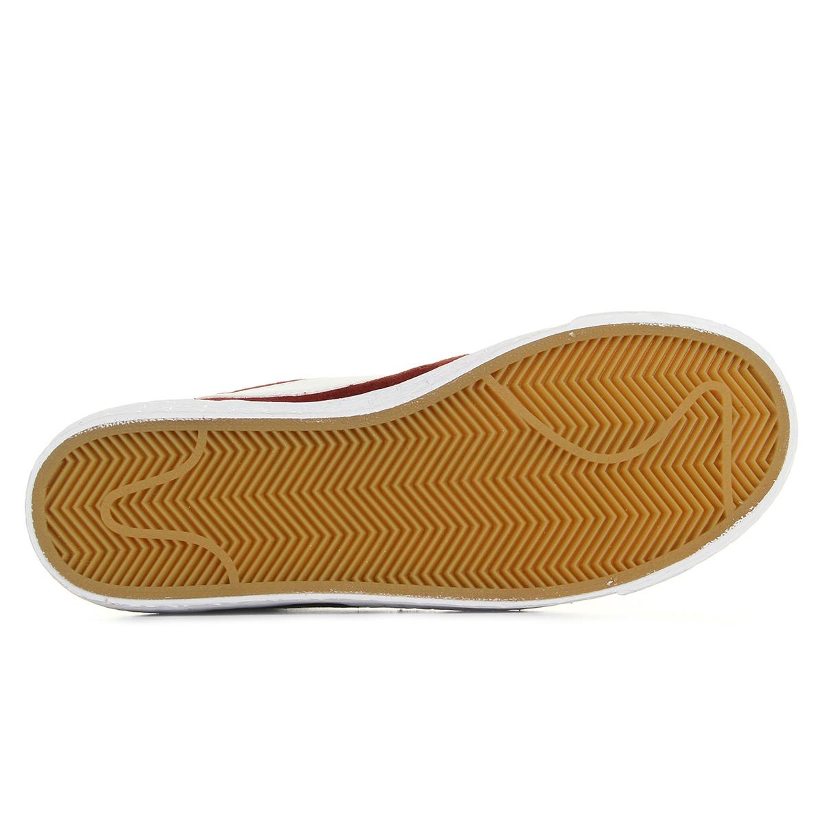 Nike Wmns Blazer Mid Suede 871929600, Baskets mode