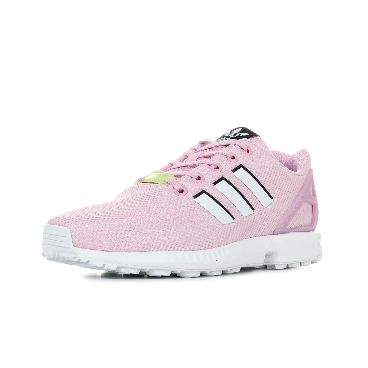 sports shoes 233cf 27b7c adidas zx flux rose pale