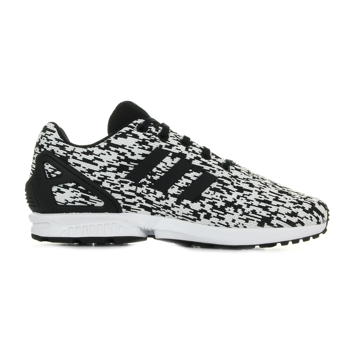 adidas Zx Flux BY9829, Baskets mode