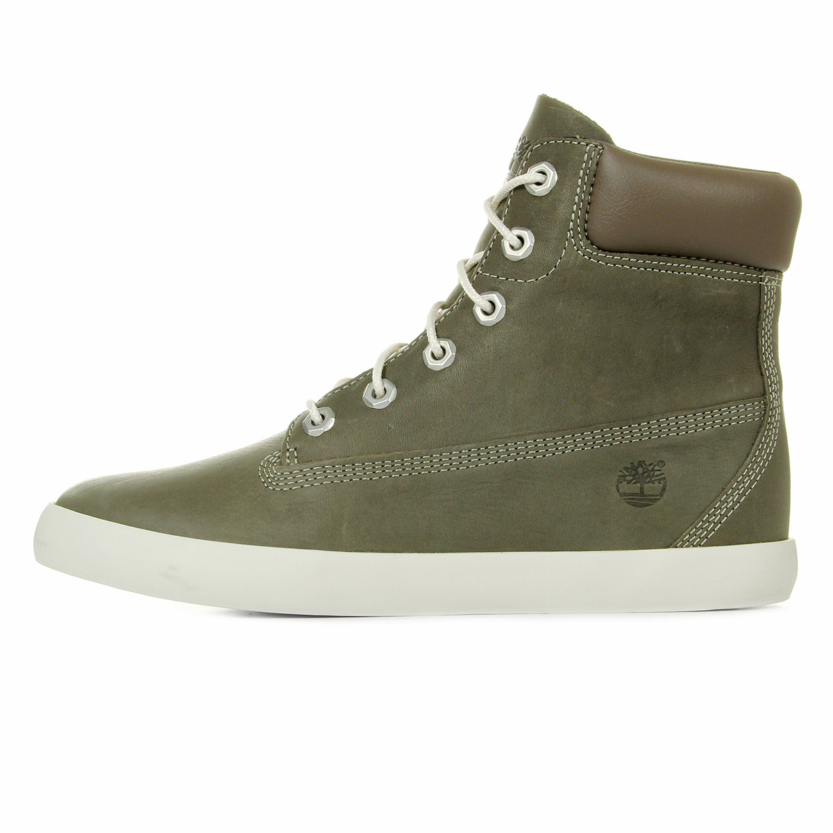 Timberland Flannery 6In Canteen CA1AHA, Boots femme