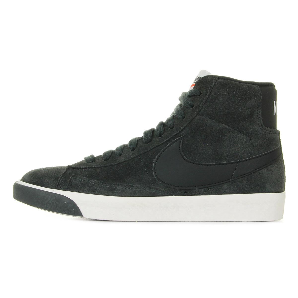 Nike WMNS Blazer Mid Vintage Suede 917862003, Baskets mode femme