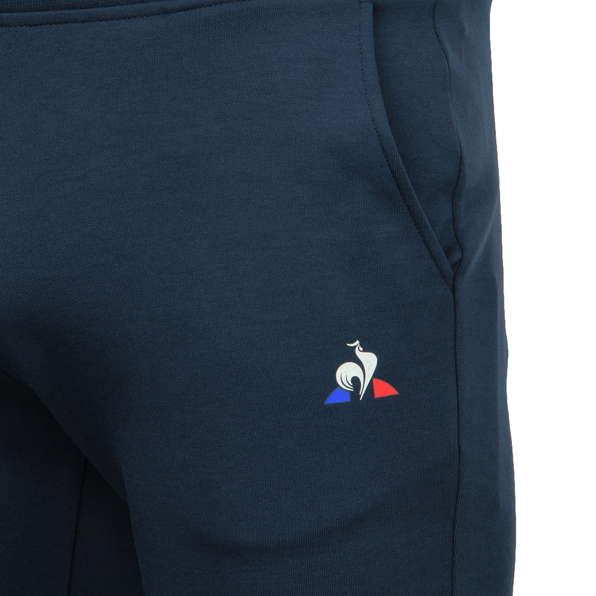 Le Coq Sportif Ess Pant Slim n°1 Mdress blues 1810510, Pantalons homme