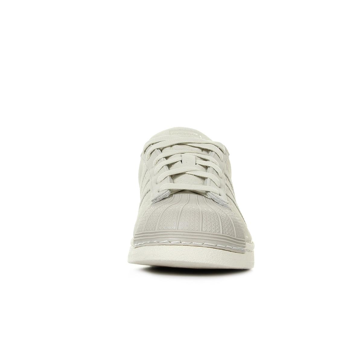 7af92d4f17a adidas Superstar Clear Brown BZ0199 Baskets mode femme Grosses ...