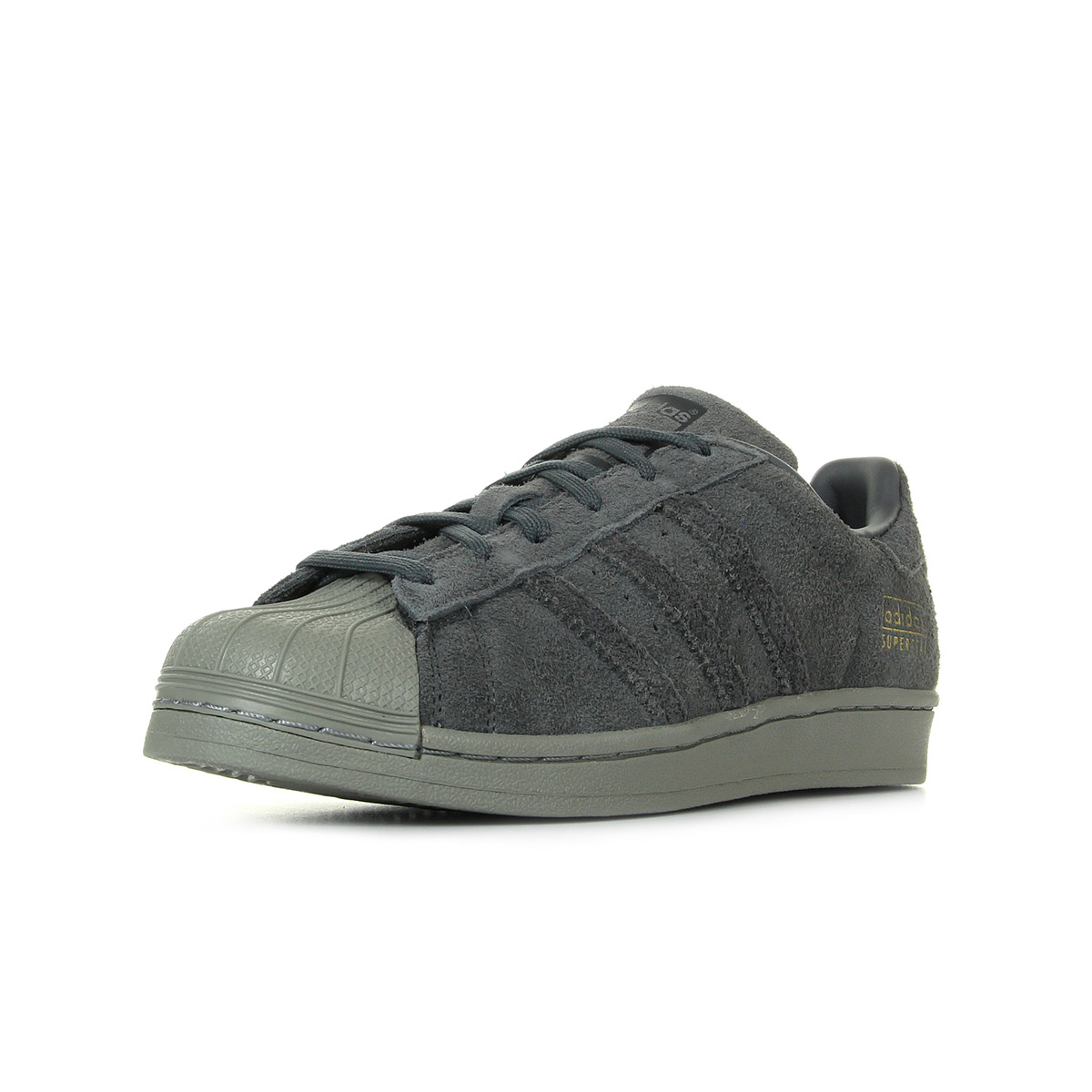 Baskets adidas Originals Superstar Junior Grey Five ksBlLBaclG