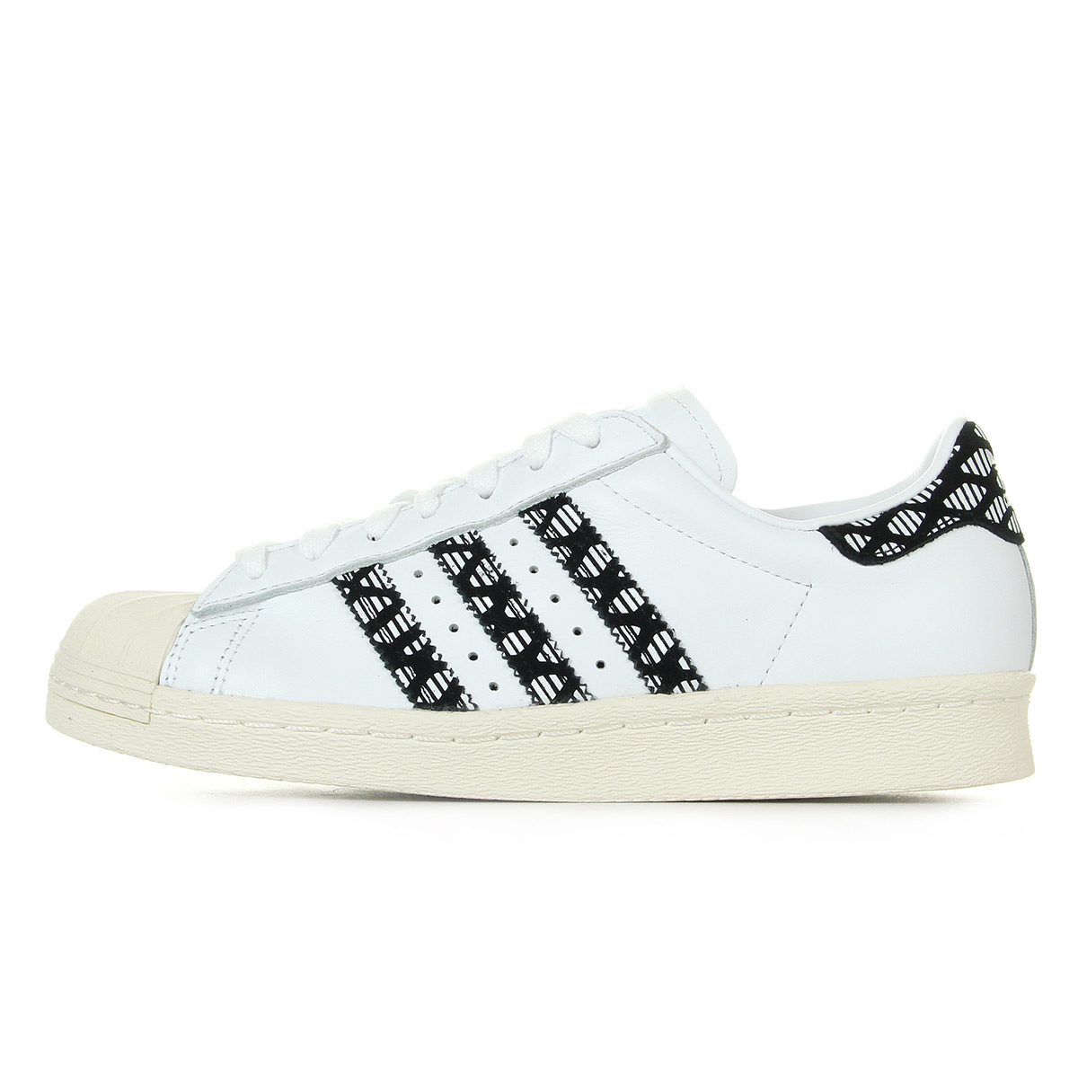 Baskets Adidas Superstar 80s Python Noir Femme | Products