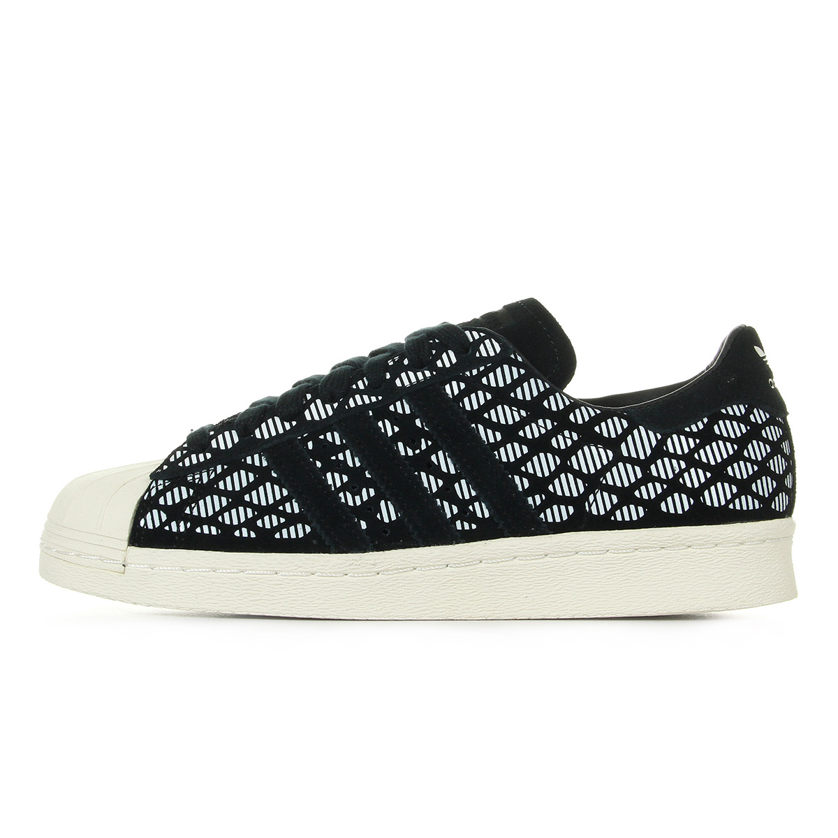 adidas Superstar 80S w BZ0642, Baskets mode femme