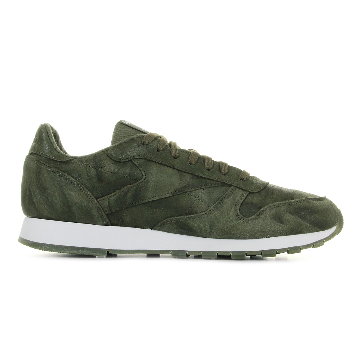 ... Reebok Classic Leather CTE Army Green ...