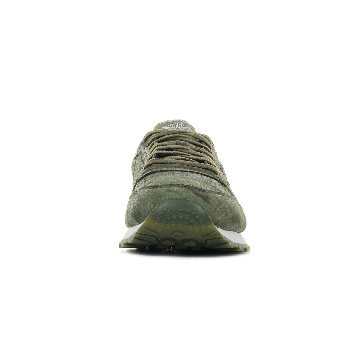 33ba92249c5691 ... Reebok Classic Leather CTE Army Green ...