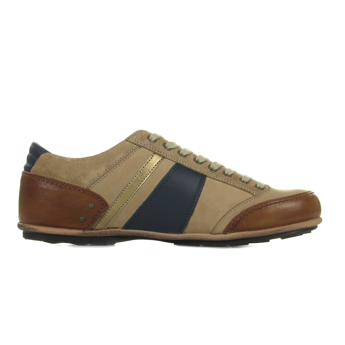 1c4d6be4b90a Chaussures Baskets Le Coq Sportif homme Turin Nubuck