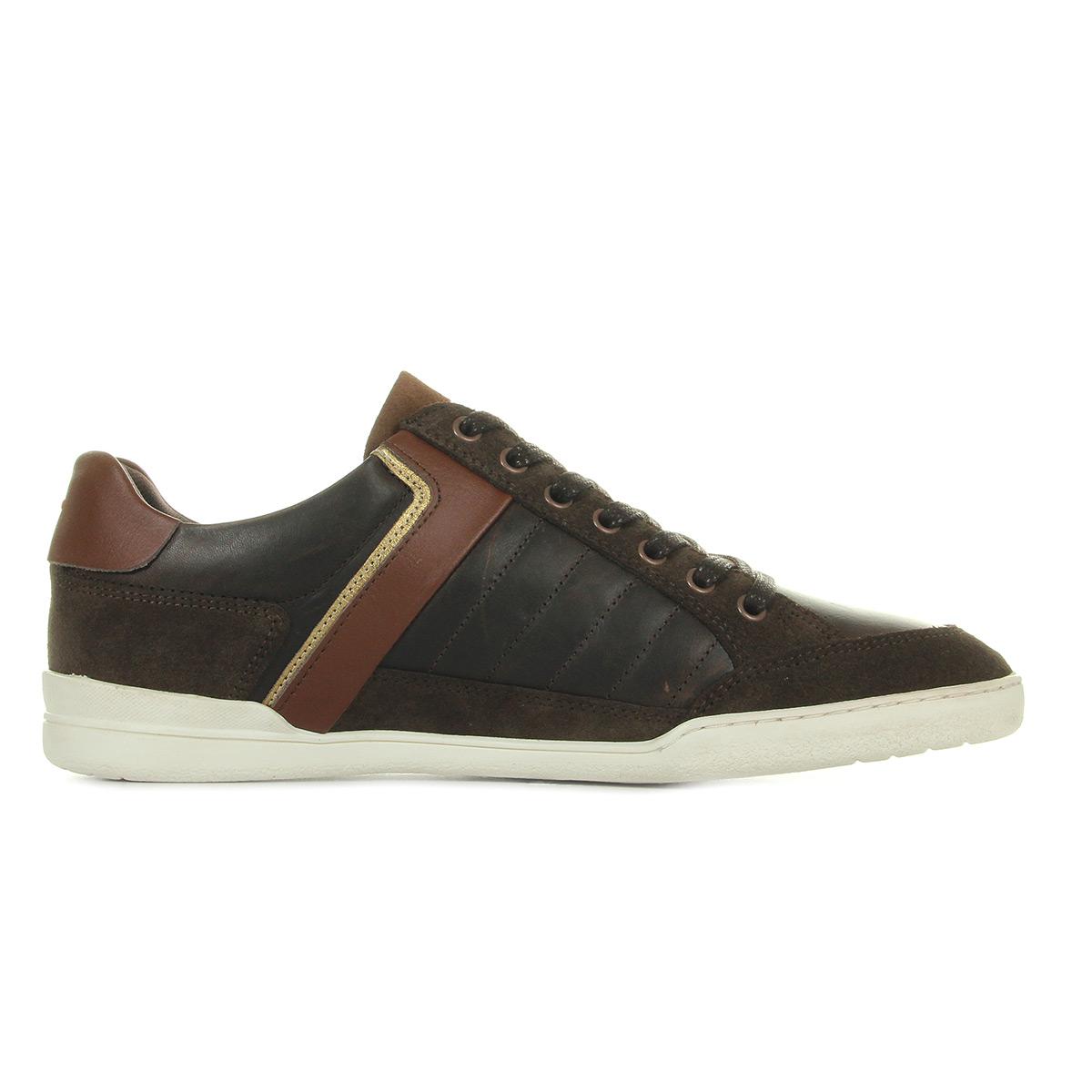 Le Coq Sportif Alsace Low Leather Suede 1810532, Baskets mode homme