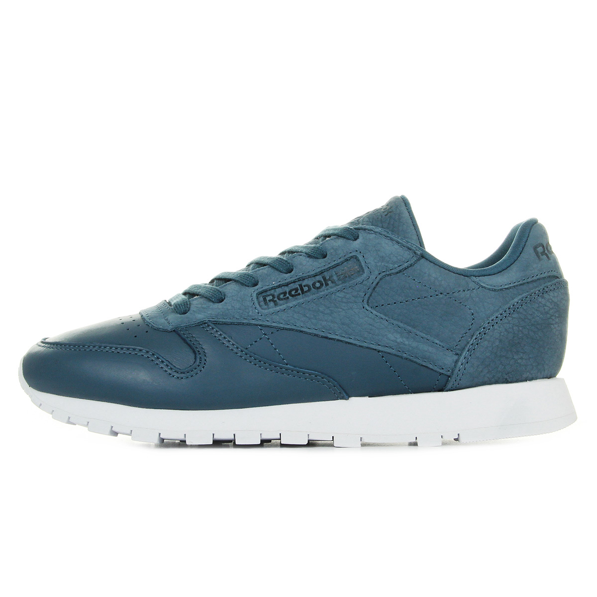 Reebok Cl Leather Sea You Later BD3108, Baskets mode femme