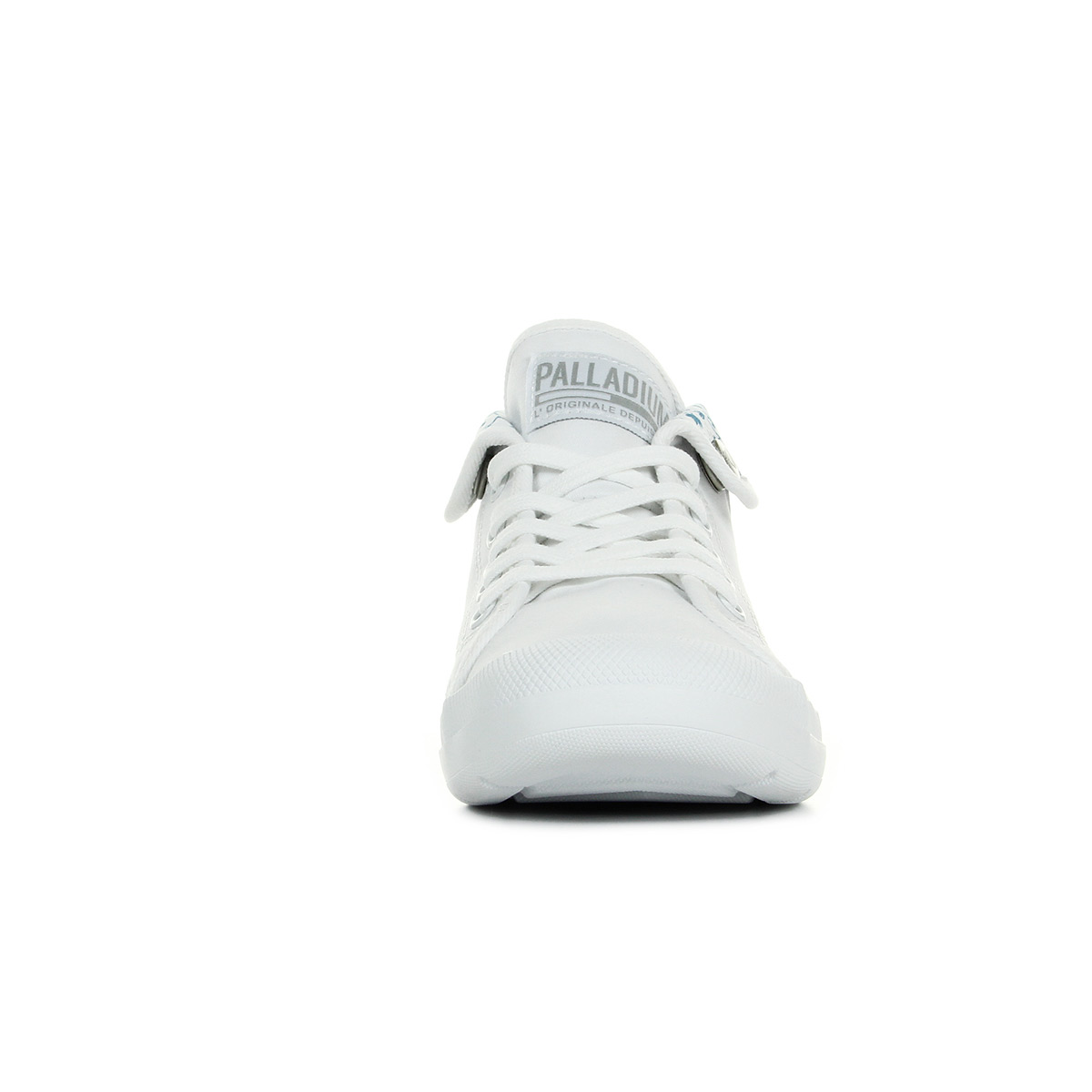 Palladium Aventure White 74687420, Baskets mode femme