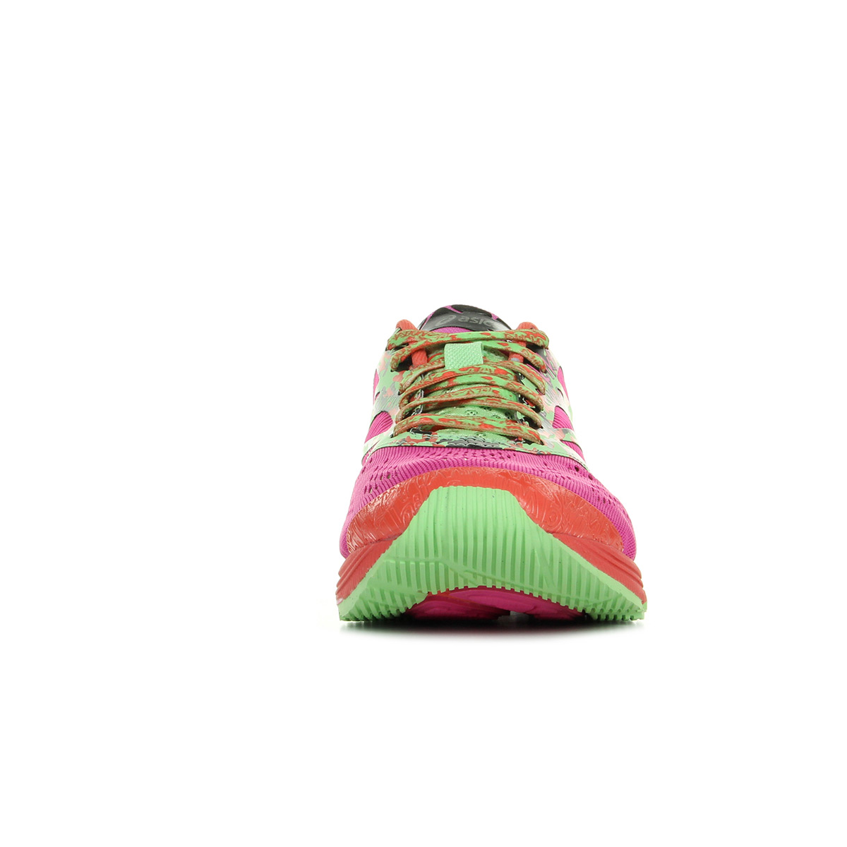 Asics Gel Noosa Tri 10 Coral/Paradise GReen/Hot Pink T580Q3168, Running femme