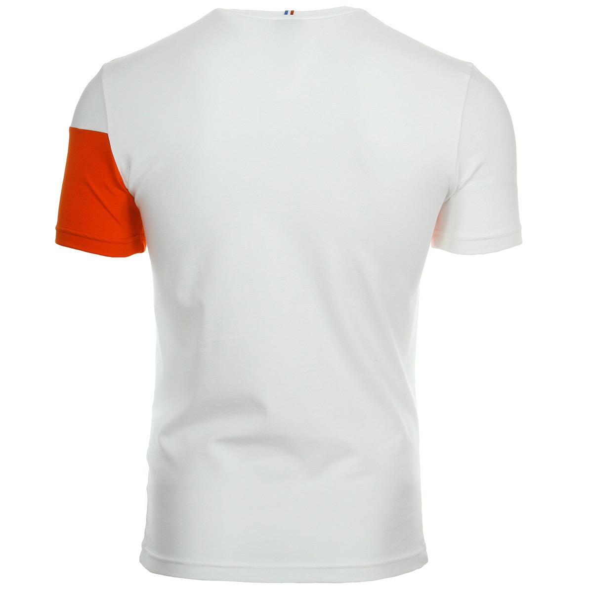 shirts Ess Sportif Le Tee Homme Saison Coq Ss 1810492T WE2IeDH9Yb