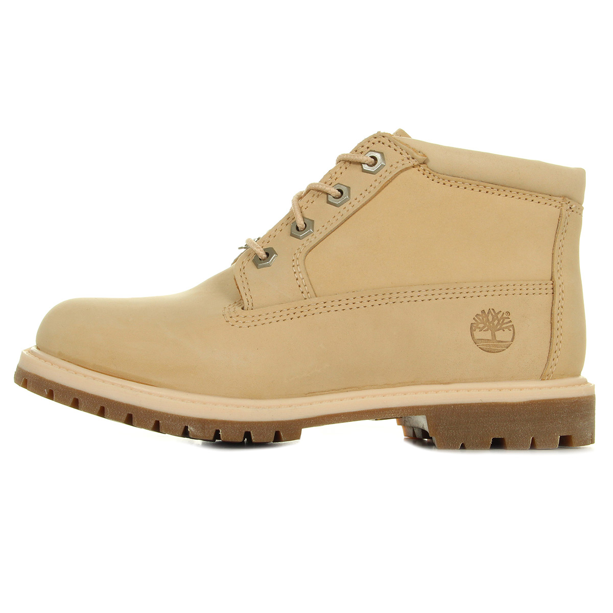 Timberland Nellie Chukka Double Apple Blosso CA1NDG, Boots femme