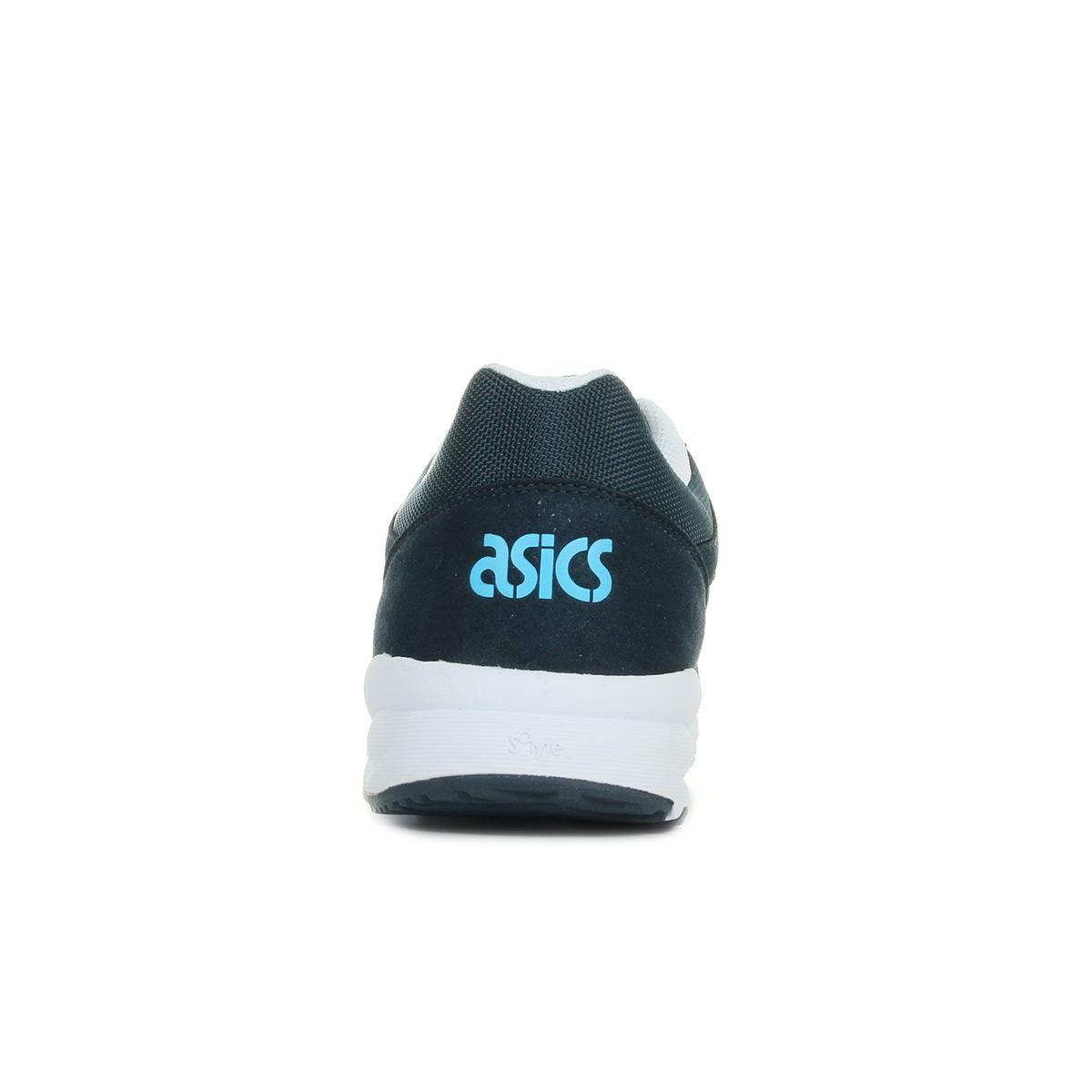 Asics Shaw Runner Navy H5R1N5013, Baskets mode