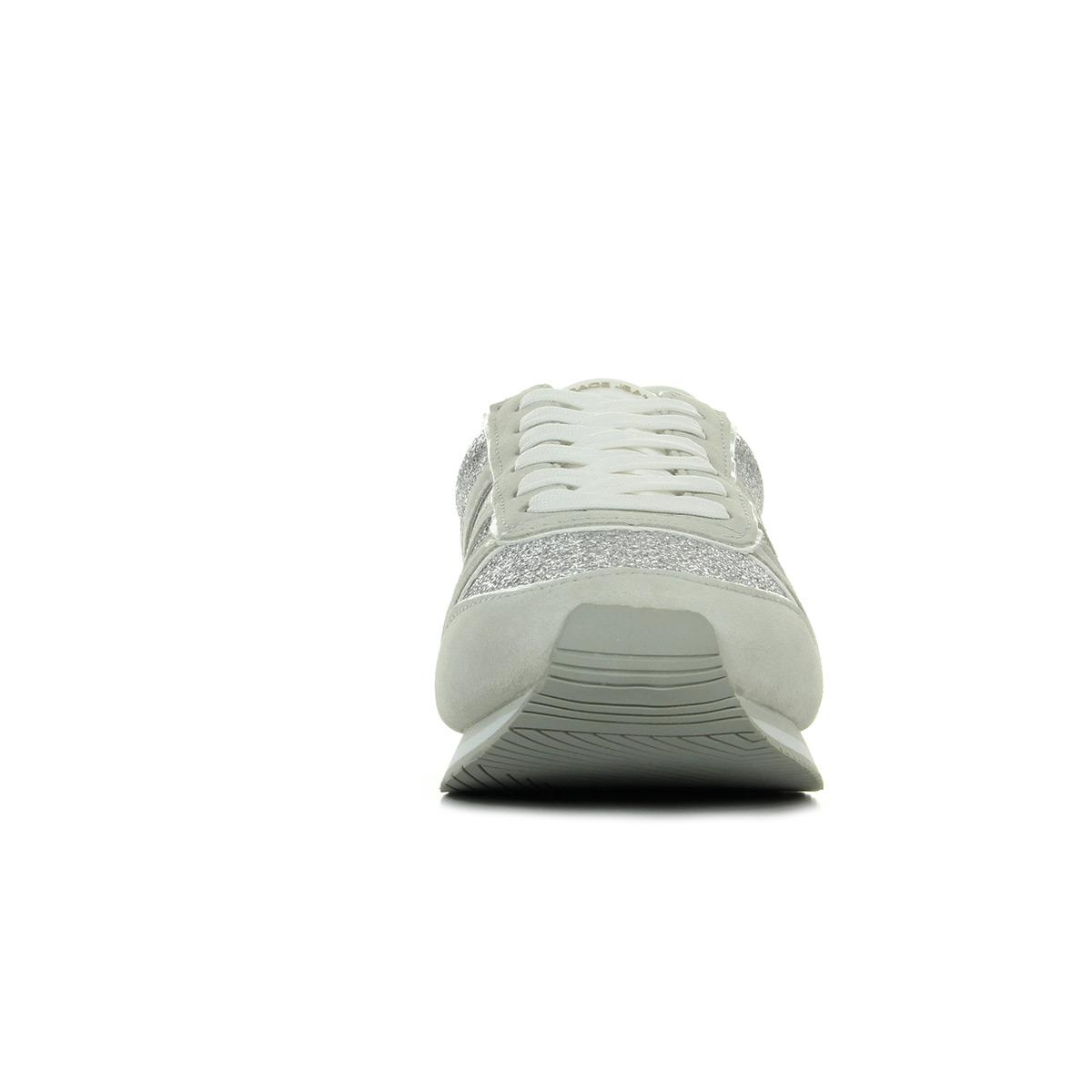 Chaussures Baskets Versace Jeans femme Linea Fondo Stella Dis1 Suede ... 652ae324073