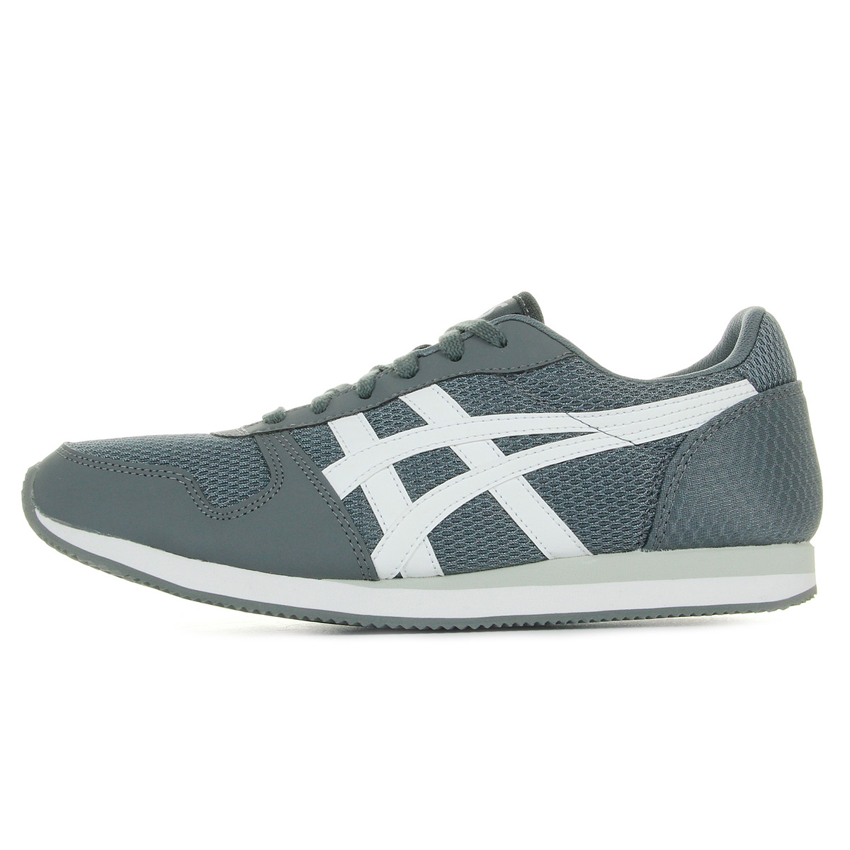 Asics Curreo II Carbon/White HN7A09701, Baskets mode homme