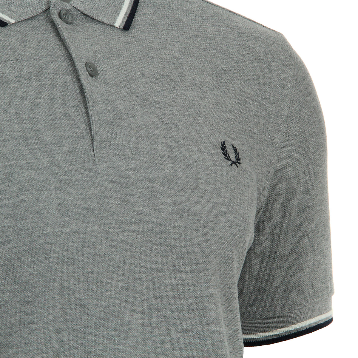 Fred Perry Twin Tipped Shirt M3600420, Polos homme