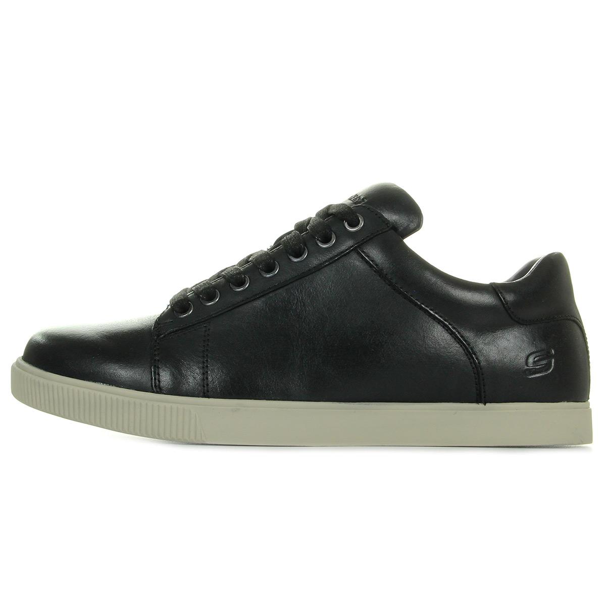 Skechers Volden Fandom Black 65323BLK, Baskets mode homme