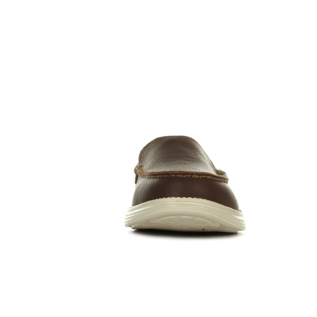 Skechers Bresson Brown 65505BRN, Mocassins homme